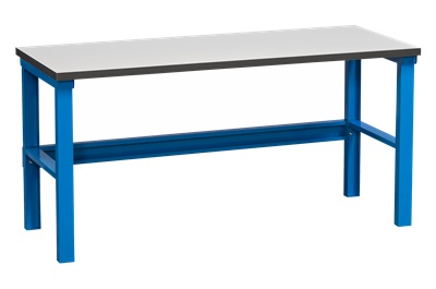 Workbench 1200x750 mm including Worktop Vinyl
