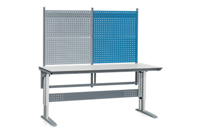 Workstation MW 375 Complete 111,  2000x800x24 mm Laminate