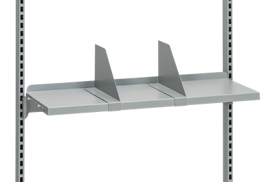 Divider for Shelves 300 mm 2-Pack