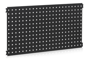 Perforerad Panel 900x480 mm cc 38 Svart