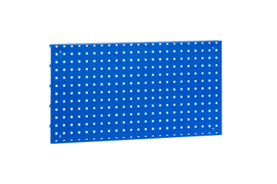 Perforated Panel 896x480 mm Blue