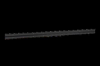 Bärlist 1900 mm Svart