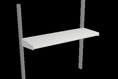 Regalboden 900x300 mm Grau RAL 7035