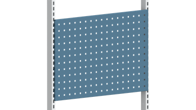 Perforated Panel 670 Blue