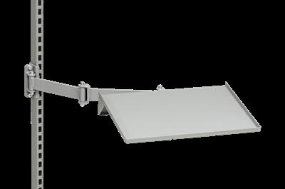 Laptopablage inkl. Schwenkarm