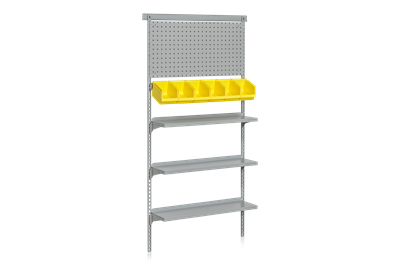 Wall Shelf Komb 2 Base Section