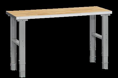 Arbetsbord HD 500 1600x600 mm Ekparkett