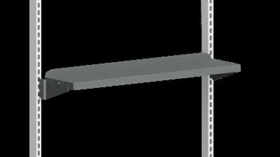Regalboden 900x210 mm Grau