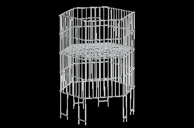 Trådkorg Hexa 560x800 mm W2.5 SPW