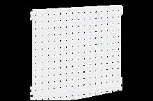 Perforerad Panel 600x480 mm cc 38 Vit