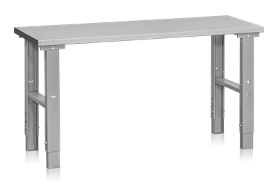 Workbench HD 500 1600x600 mm Steel