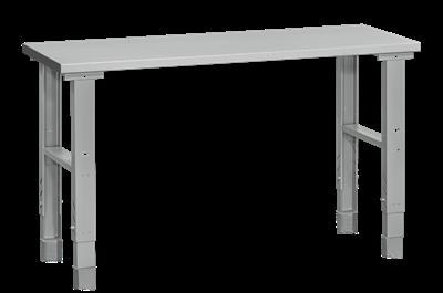 Arbetsbord HD 500 1600x600 mm Stål