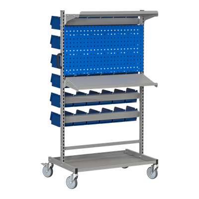 Complete Assembly Trolley HD 150 4