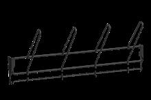 Stövelupphängningslist 600 mm Svart