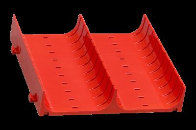 Muldeneinsatz für Schubladen 70 mm