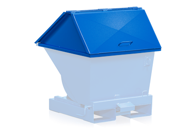 High Lid for Tilting Container Standard 150 l