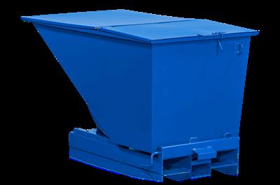 Falcher Deckel für Kippbehälter Standard 1100 l