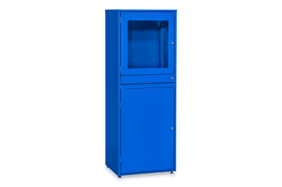 Computerschrank Blau 1730x640x560 mm