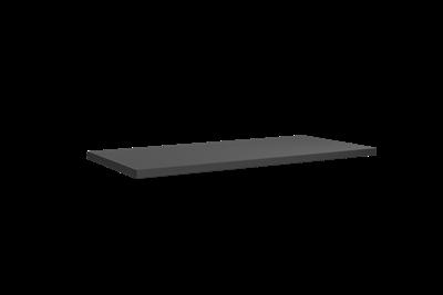Bottom Shelf 1252x585x34 mm Grey Laminate