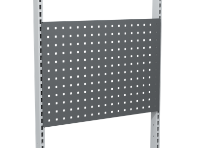 Perforated Panel 670 Grey