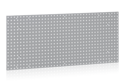 Perforated Panel 1443x645 mm Grey