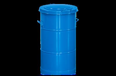 Abfallbehälter 115 l Blau