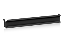Backlist 900 mm Svart