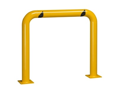 Protection Guard High-Profile Yellow Height 1050 mm