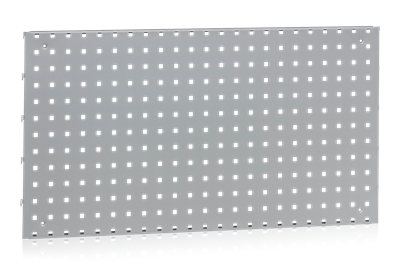 Perforated Panel 896x480 mm Grey