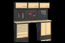 Garageinredning Homeworx Easy