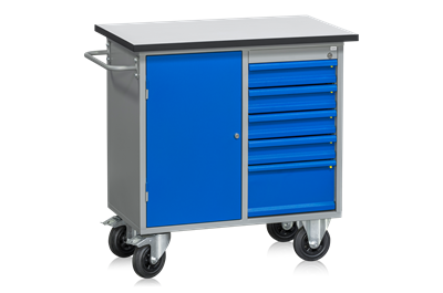 Mobile Workbenches HD 200/HD 500