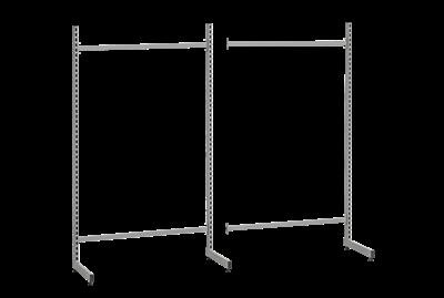 L-Gestell 100 Erweiterung 925x1550 mm