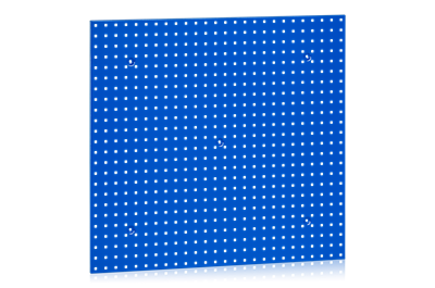 Perforated Panel 988x910 mm Blue