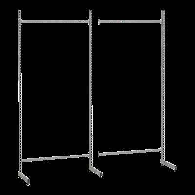 L-Gestell 100 Erweiterung 925x2000 mm