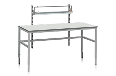 Packing Table XS 1600x800x24 mm Laminate