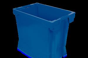 Förvaringslåda 69 L Blå
