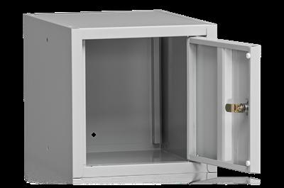 Förvaringsbox 455x275x355 mm Grå
