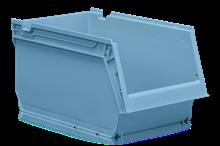 Plastback Ljusblå 4L