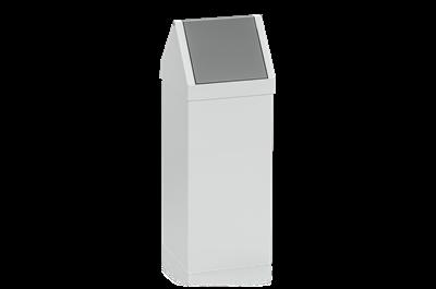 Avfallsbehållare Dubbel 100 l