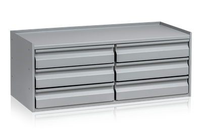Drawer Unit HD 500 Grey