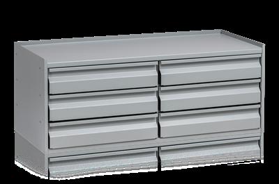 Schubladenblock HD 500 Grau
