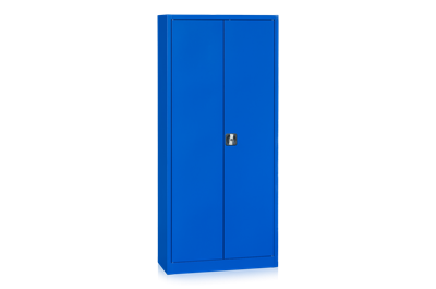 Materialschrank 300 1800x800x380 mm Blau