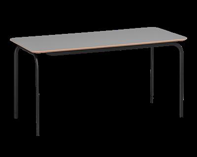 Mötesbord Straw 1600x800 Grå laminat