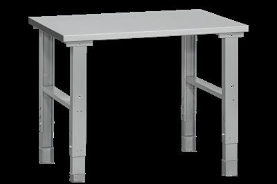 Arbetsbord HD 500 1200x800 mm Stål