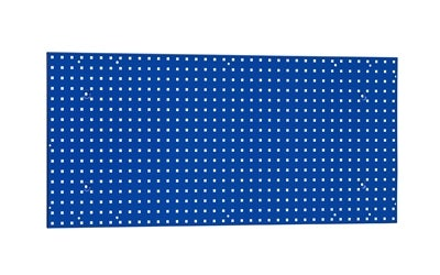 Perforated Panel 1150x750 mm Blue