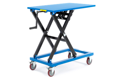 Lifting Table including Crank 300 kg