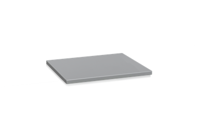 Regalboden für Werkstattschrank VE Grau