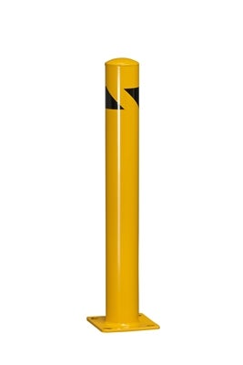 Protection Guard Post Yellow Height 915 mm