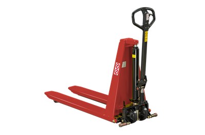 Scissor Lift S 1000 1150 mm Boggie Polyurethane Telescope
