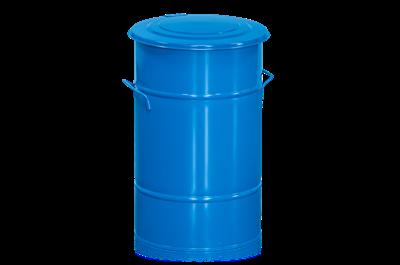 Abfallbehälter 70 l Blau